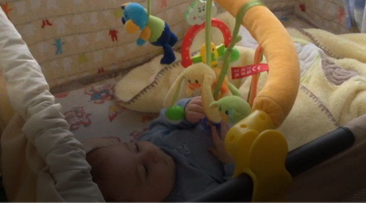 Развивающие игры и занятия с ребенком до 6 месяцев