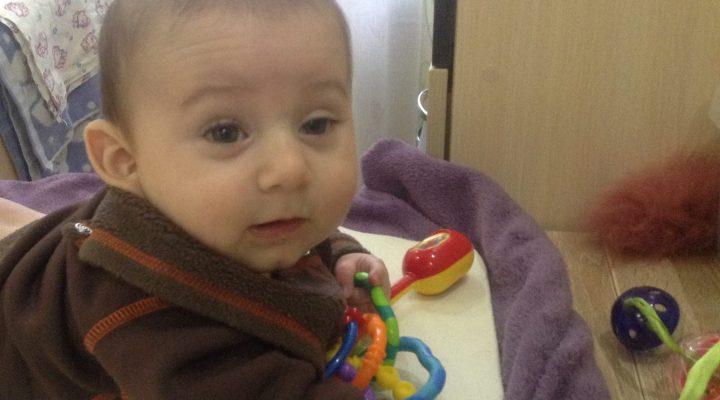 Развивающие игры и занятия с ребенком 6 — 12 месяцев