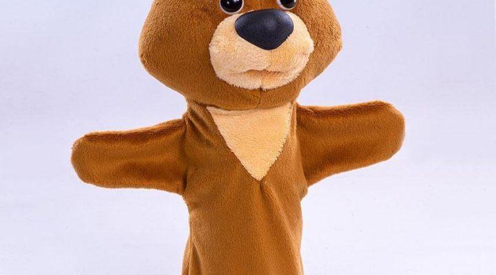 Песня для логоритмики «Я бурый медвежонок» (Железновы)