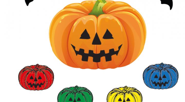 Тематический комплект «Хеллоуин» (10 игр и заданий для Хеллоуина)