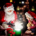 Детские короткие новогодние стихи