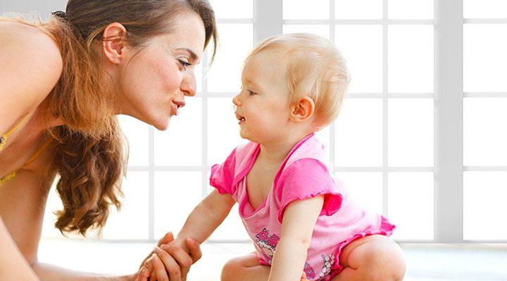 Стихи и потешки для тактильных игр с ребенком с рождения